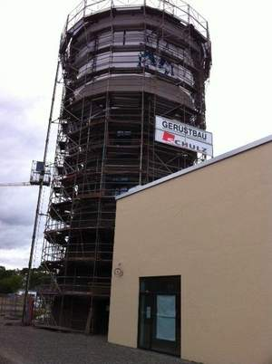 Wasserturm Neue Bahnstadt Opladen