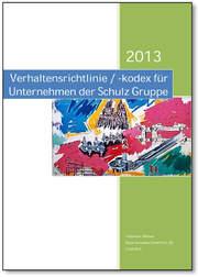 Titel Verhaltensrichtlinie Schulz Gerüstbau